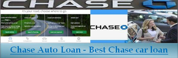 Chase Auto Loan